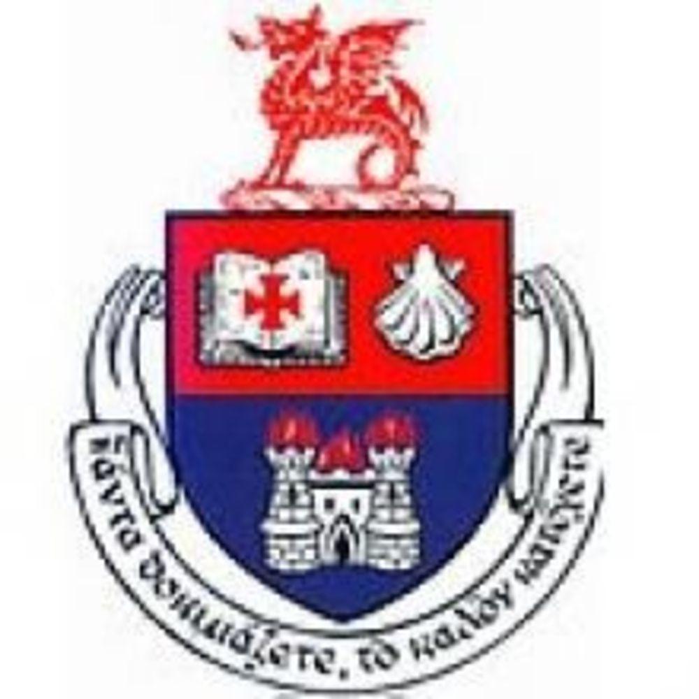 Логотип Wesley College