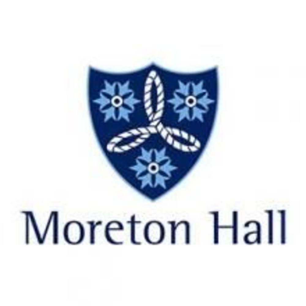 логотип Moreton Hall, Аспект - обучение за рубежом