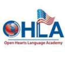 Open Hearts Language Academy logo