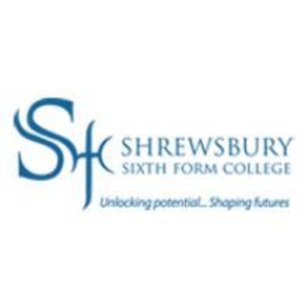 "Shrewsbury Sixth Form College logo - компания ""Аспект"""