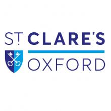St. Clare's, Oxford logo