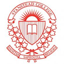 логотип Stanstead College