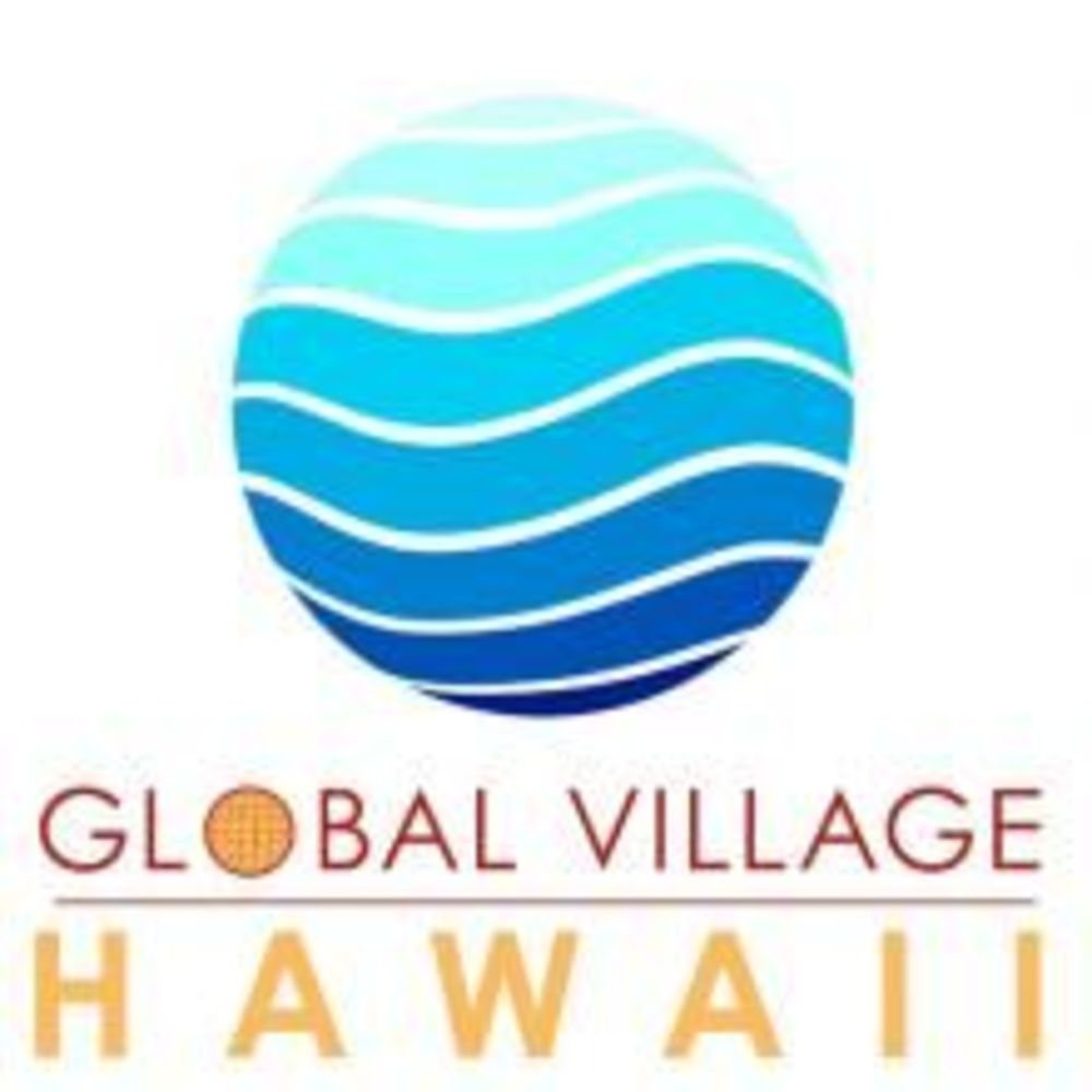 Global Village Hawaii logo