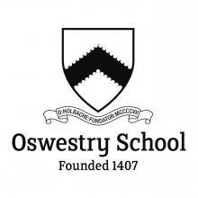 "Oswestry School logo - компания ""Аспект"""