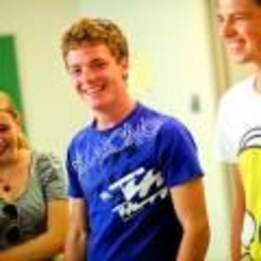участники лагеря Rennert Iona College