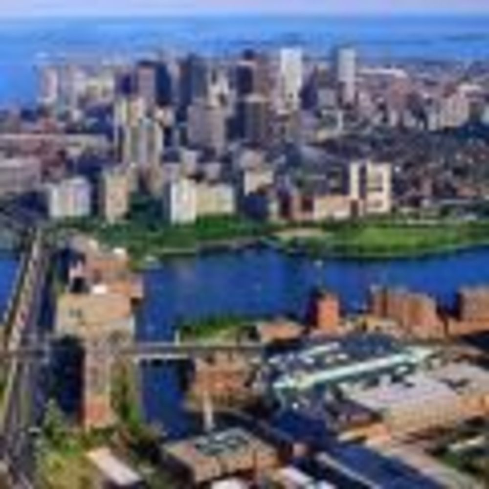 вид на Boston экскурсия в лагере Tamwood