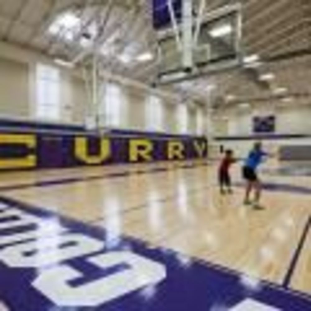 спортзал Curry College лагерь Tamwood