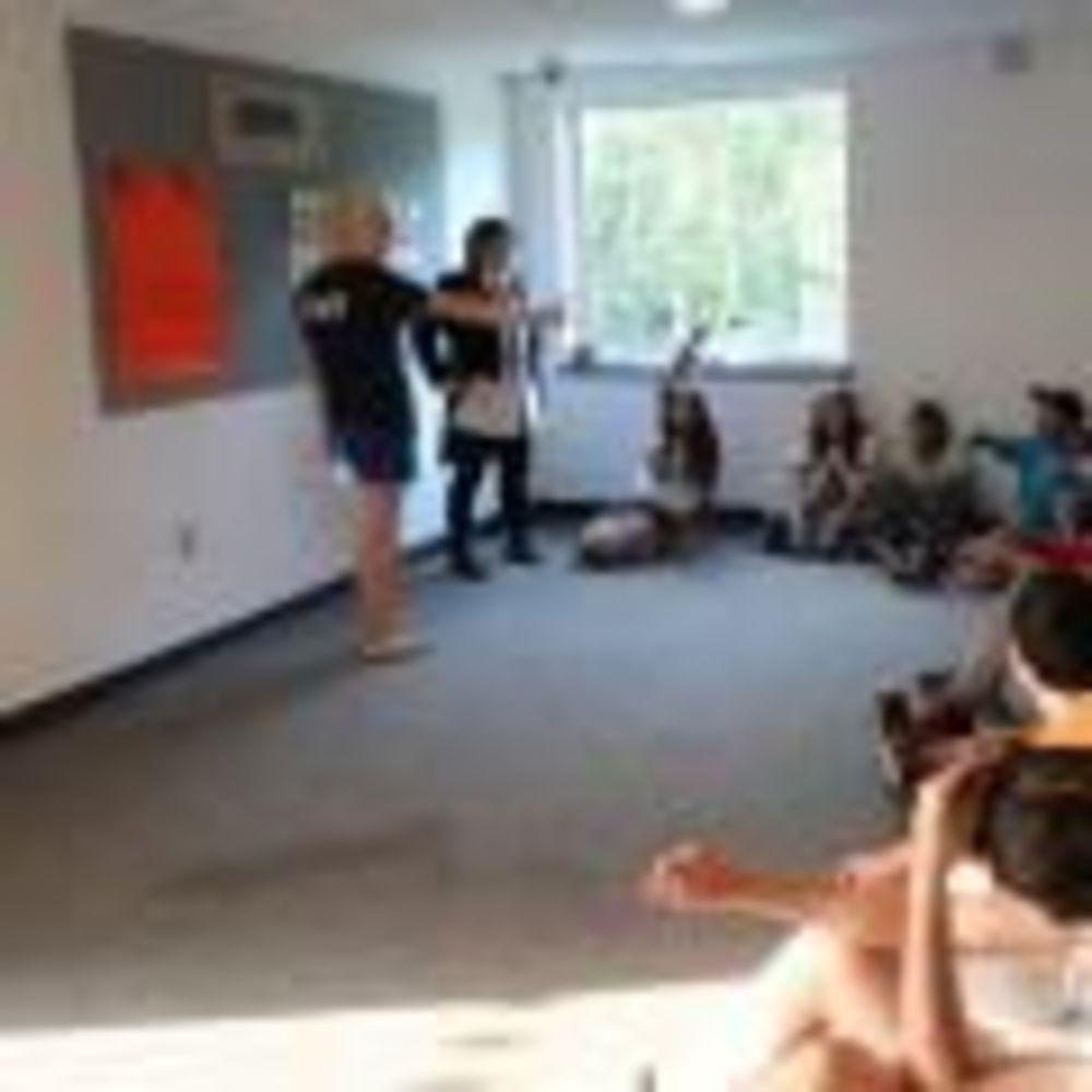 мероприятия в лагере Tamwood University of Toronto