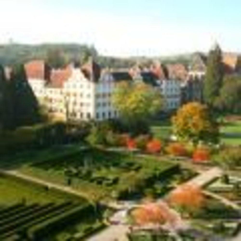 кампус Schule Schloss Salem