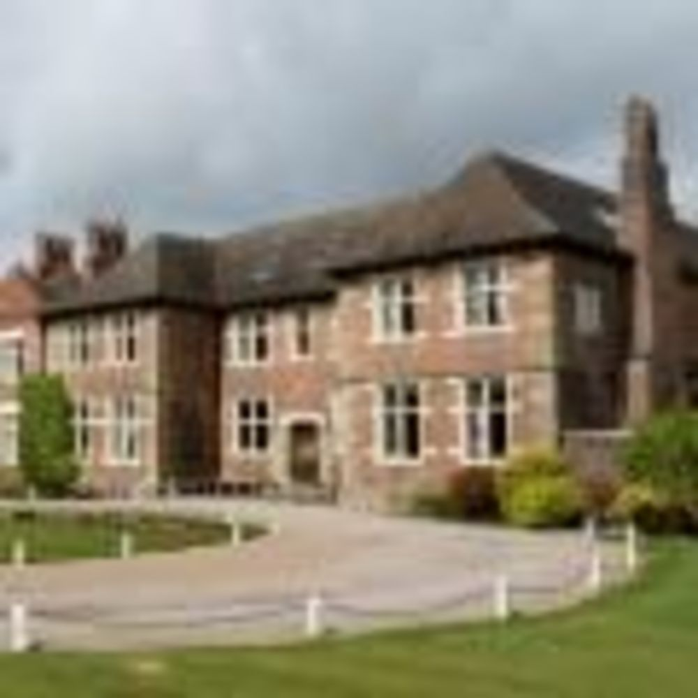 здание Moreton Hall School