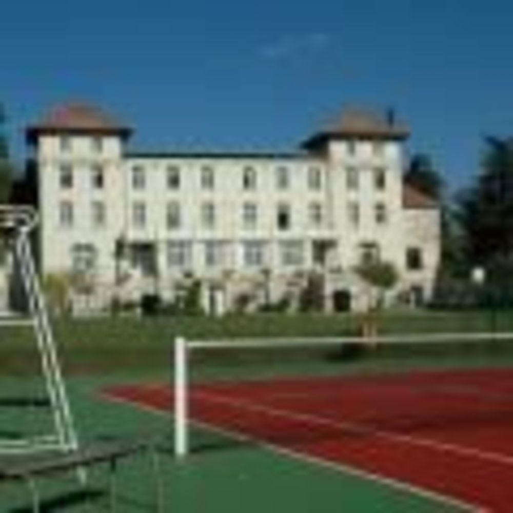 территория школы Ecole Des Roches