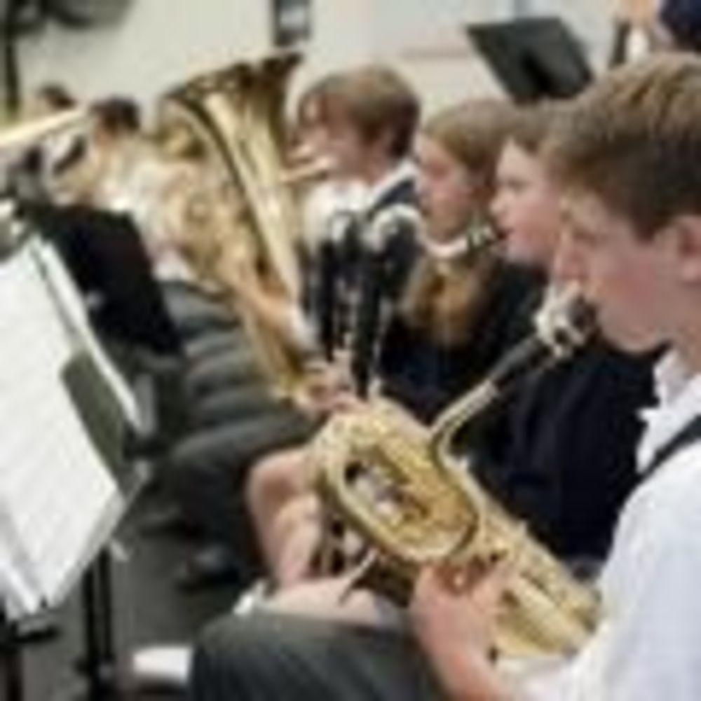 музыкальный класс в Glenlyon Norfolk School