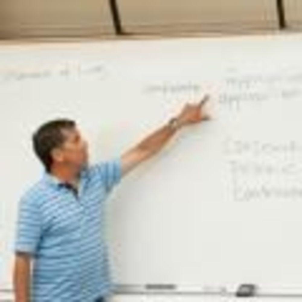 преподаватель в лагере St Giles на базе California State University, East Bay