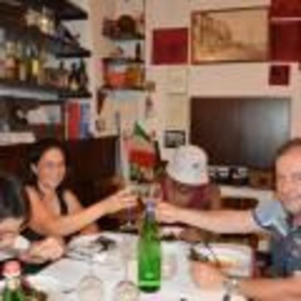 Accademia Italiana Salerno обед в лагере