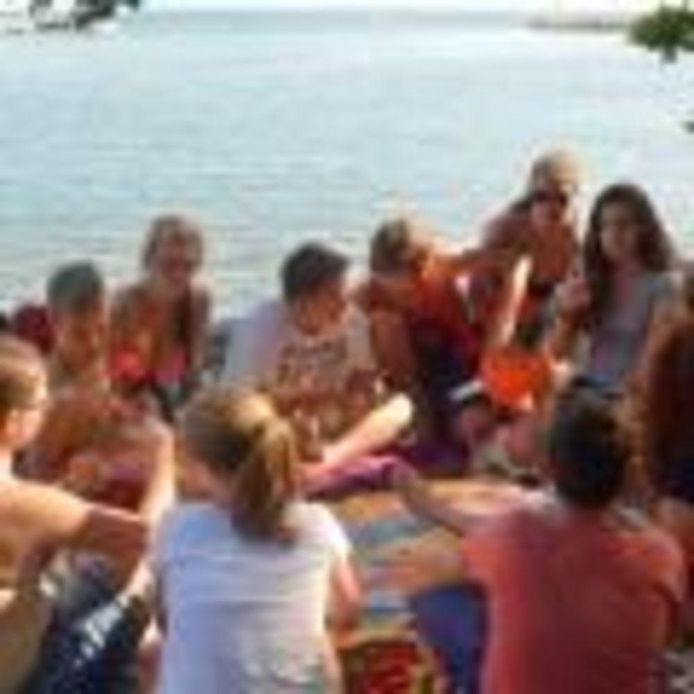 дети на отдыхе Linguaviva Summer Camp, Lignano