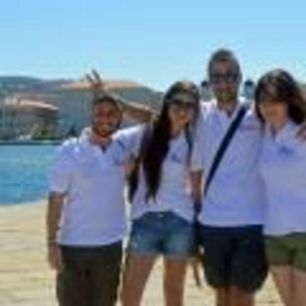 сотрудники лагеря Linguaviva Summer Camp, Lignano