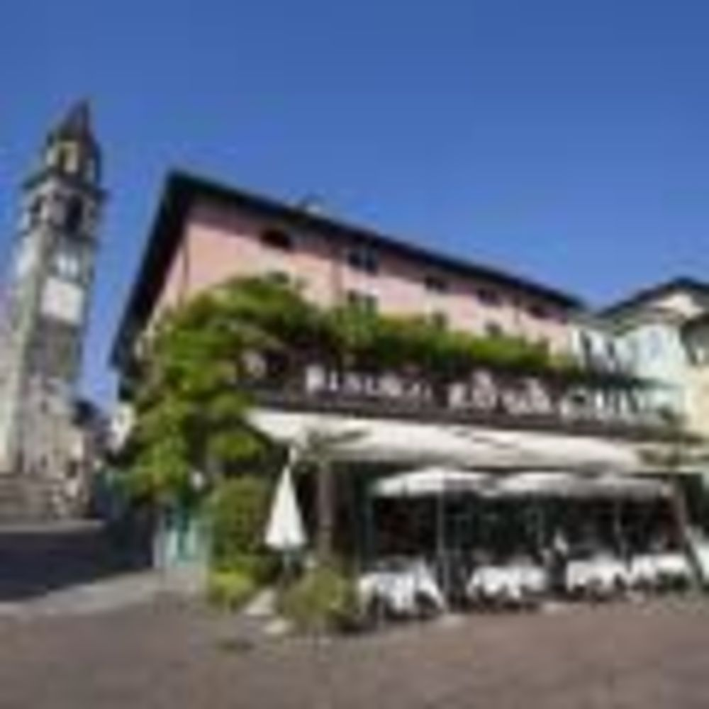 прогулка по городу Collegio Papio (Ascona), Alpadia Summer Camps