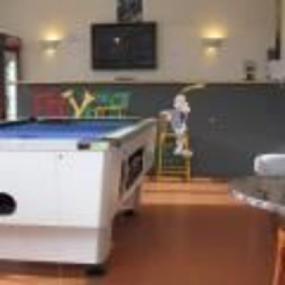 игровая комната в резиденции Biarritz Alpadia Summer Camps