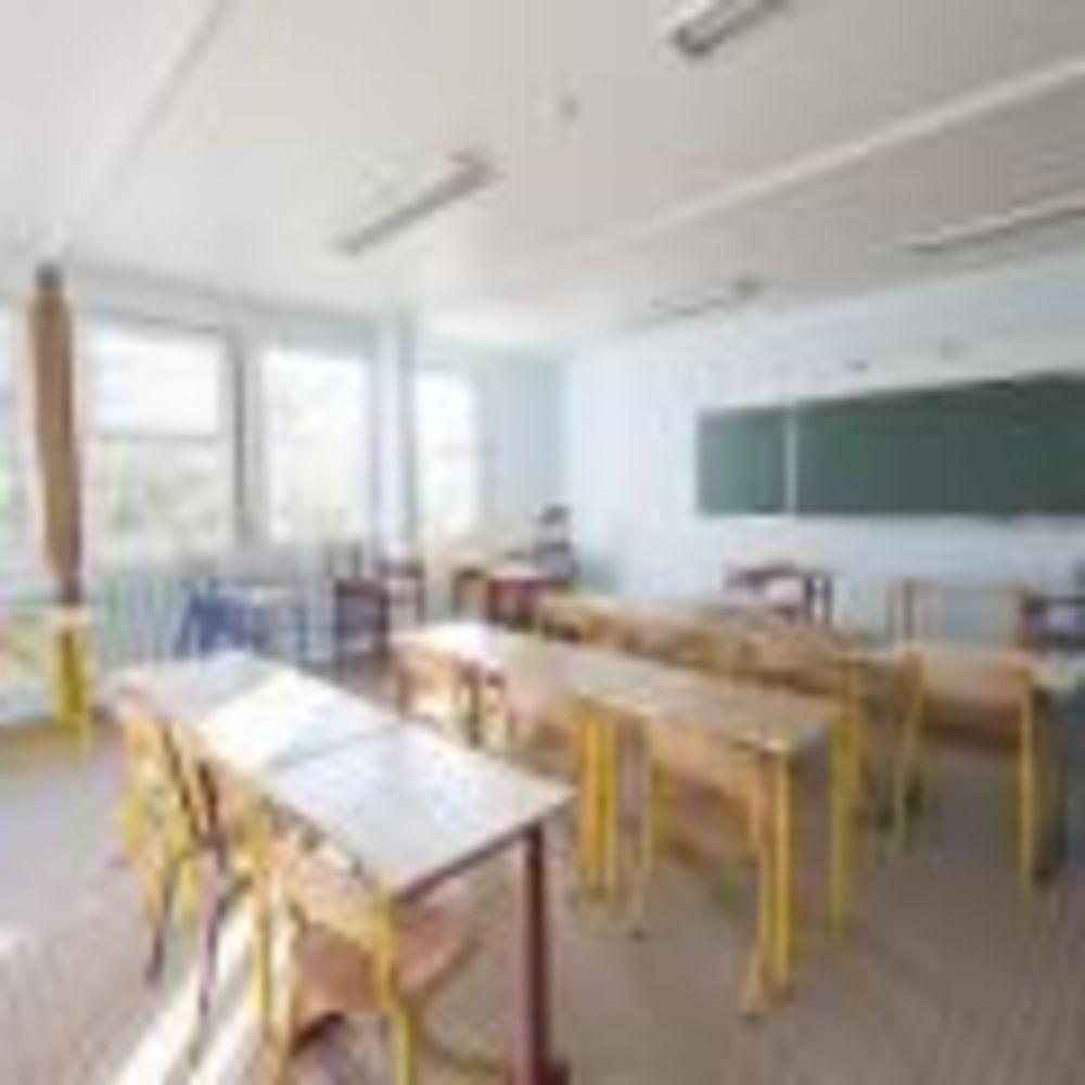 учебный класс в лагере Paris-Igny, Alpadia Summer Camps