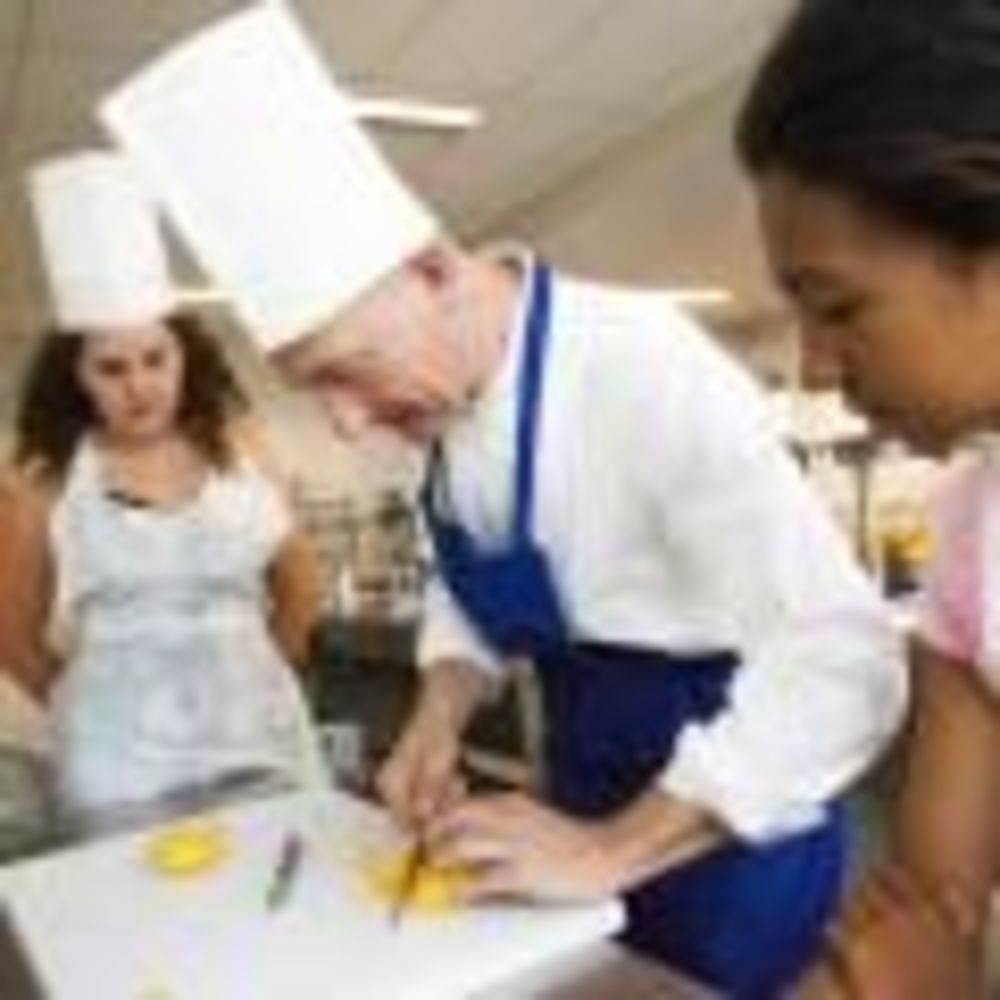 кулинария Biarritz Alpadia Summer Camps