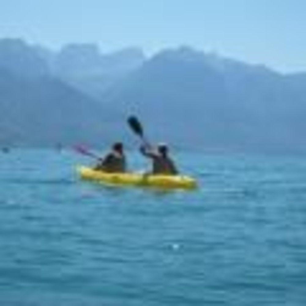 гребля Montreux-Riviera, Alpadia Summer Camps