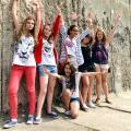 развлекательные мероприятия для участников лагеря Alpadia Berlin - Wannsee