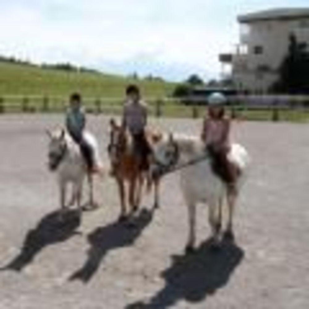 верховая езда Leysin, Alpadia Summer Camps
