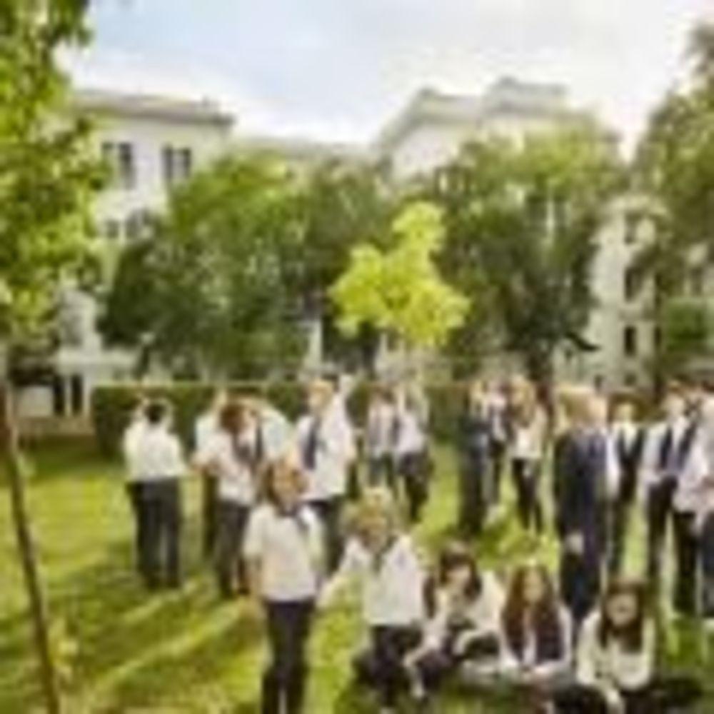 студенты школы Amadeus International School Vienna