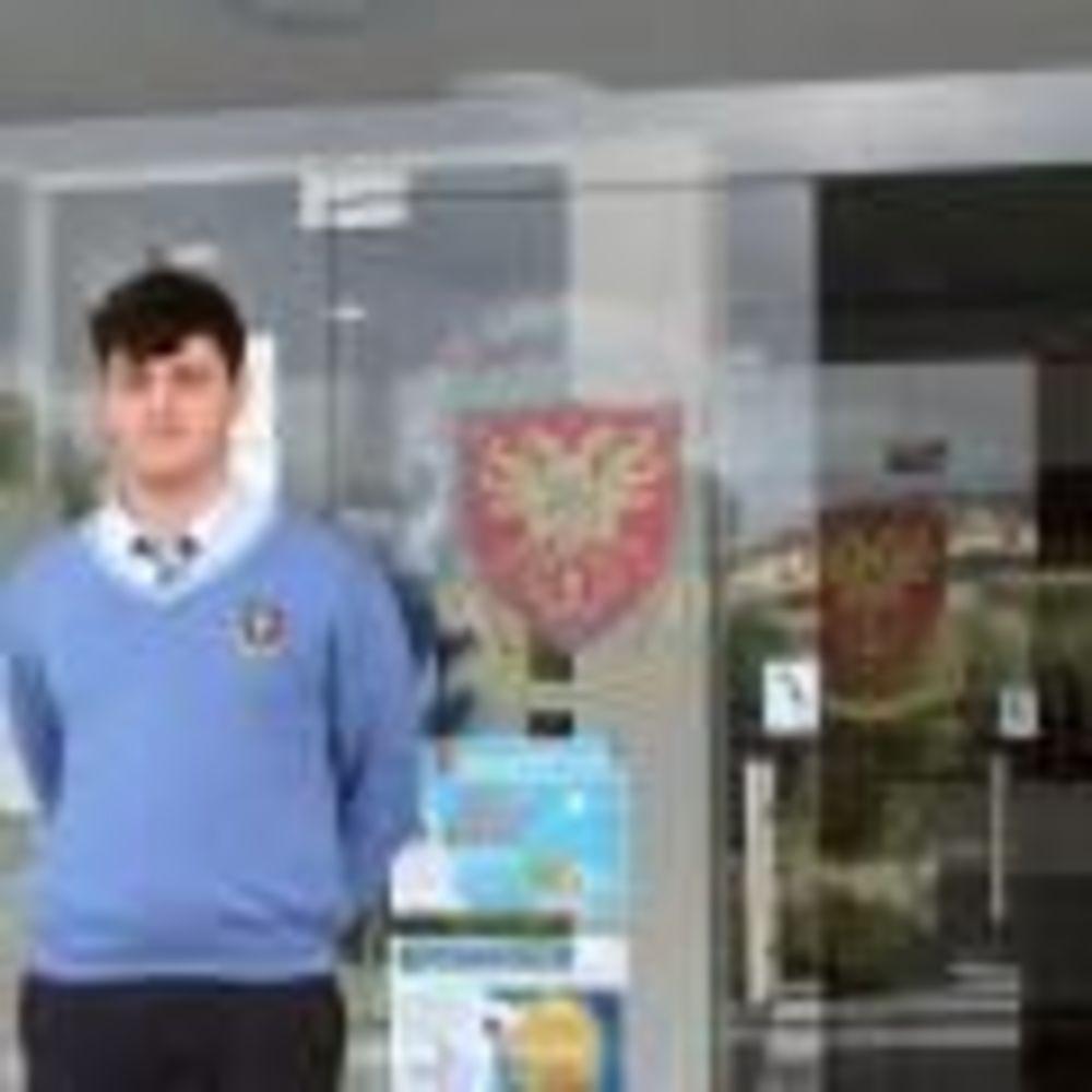 American Academy Limassol ученик в школе