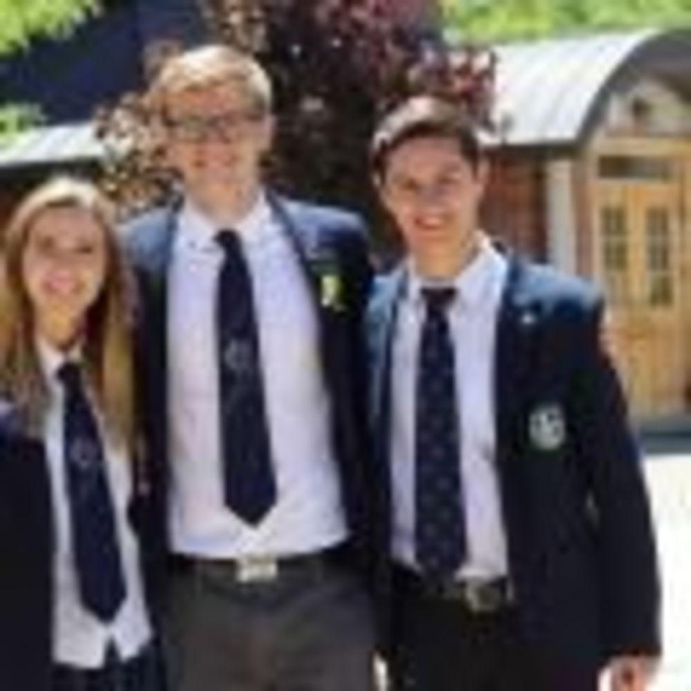 Appleby College школьники