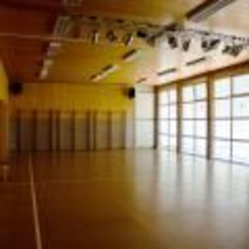 спортзал в лагере Bad Schussenried, Humboldt-Institut