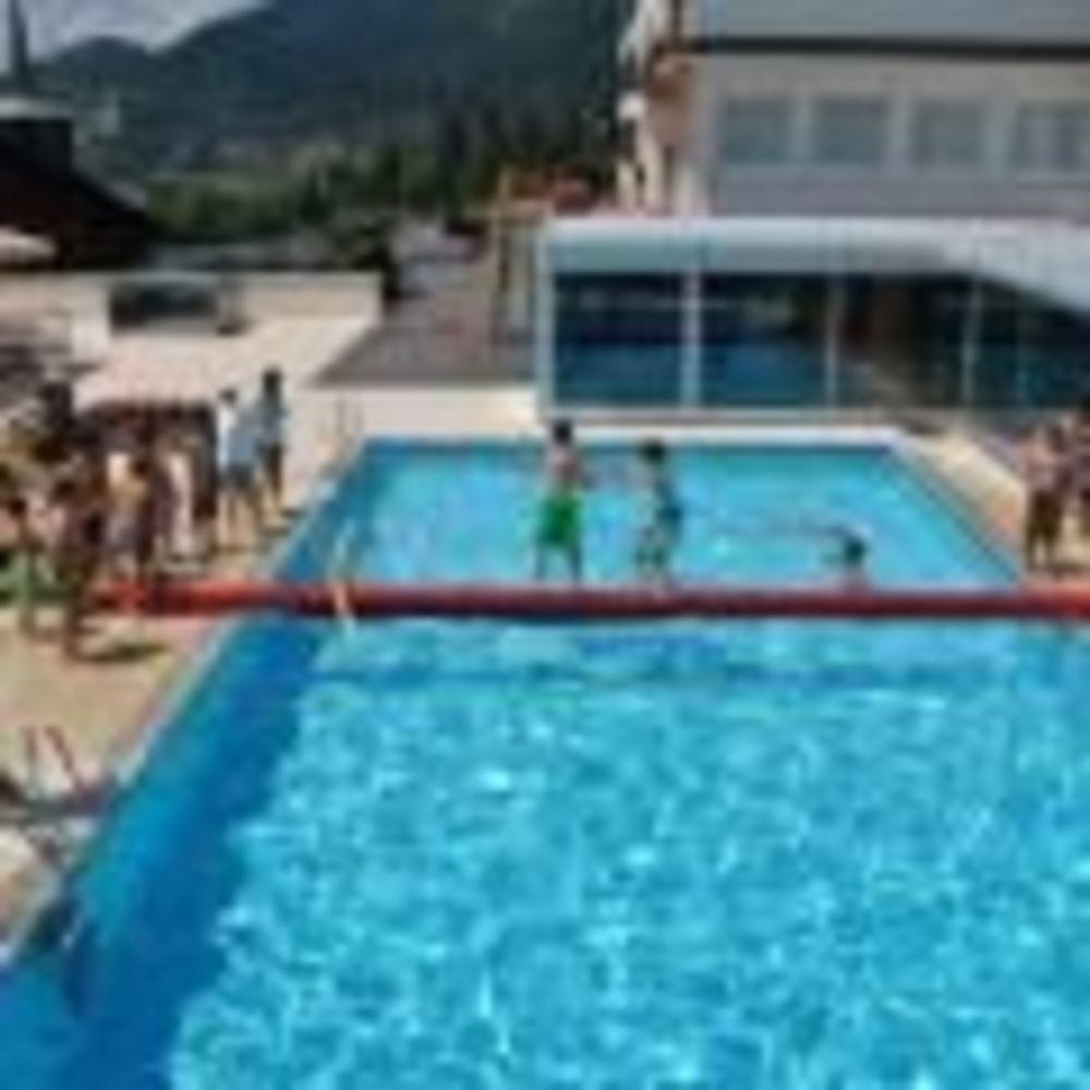 Beau Soleil Summer Camp бассейн