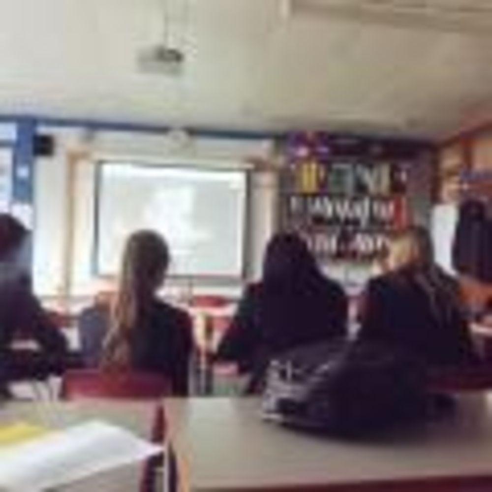 Bedford School на занятиях