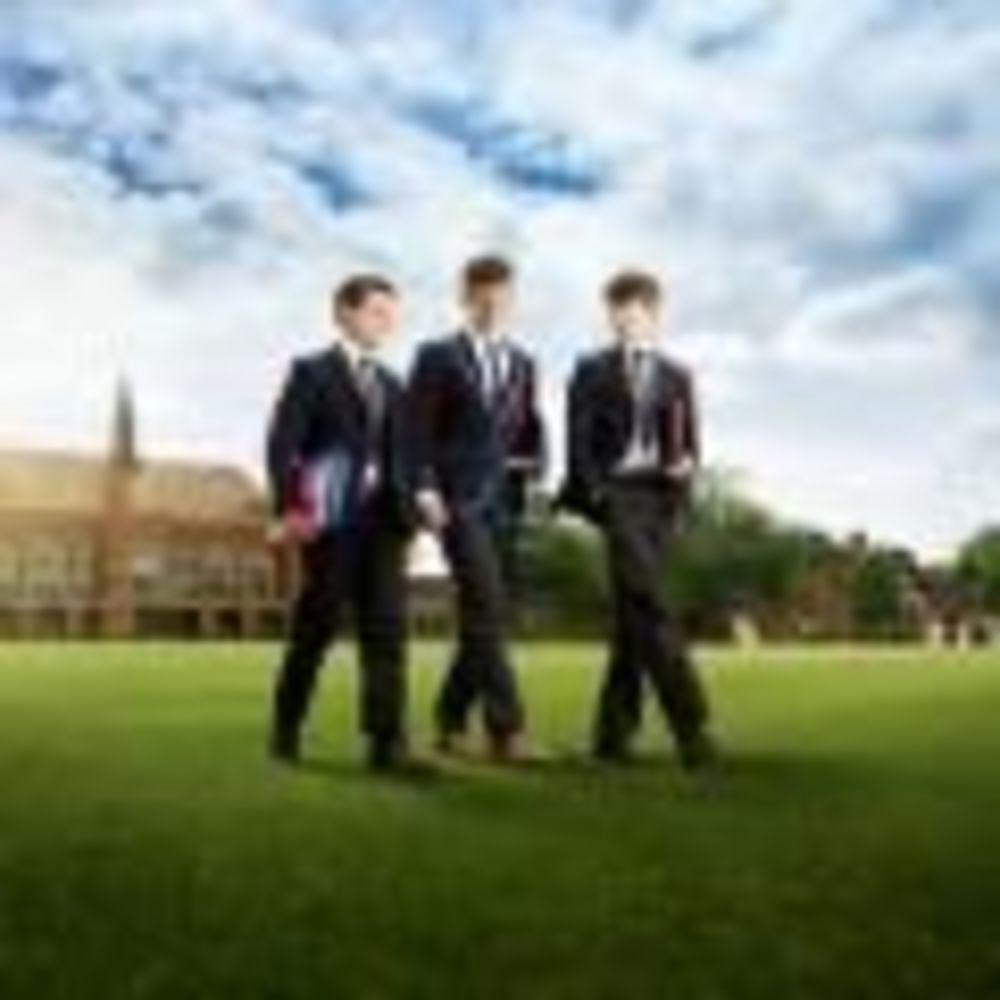 Bedford School ученики