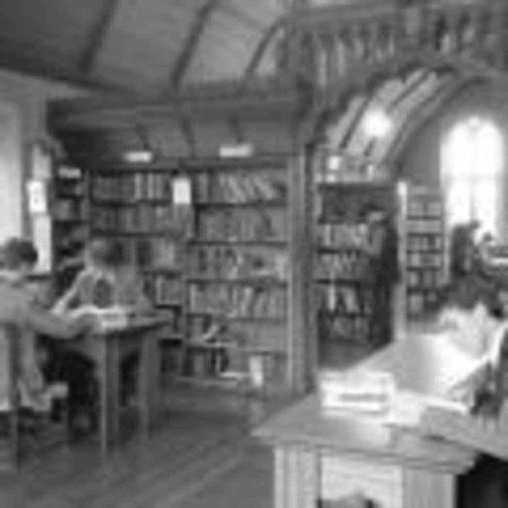библиотека Glenalmond College