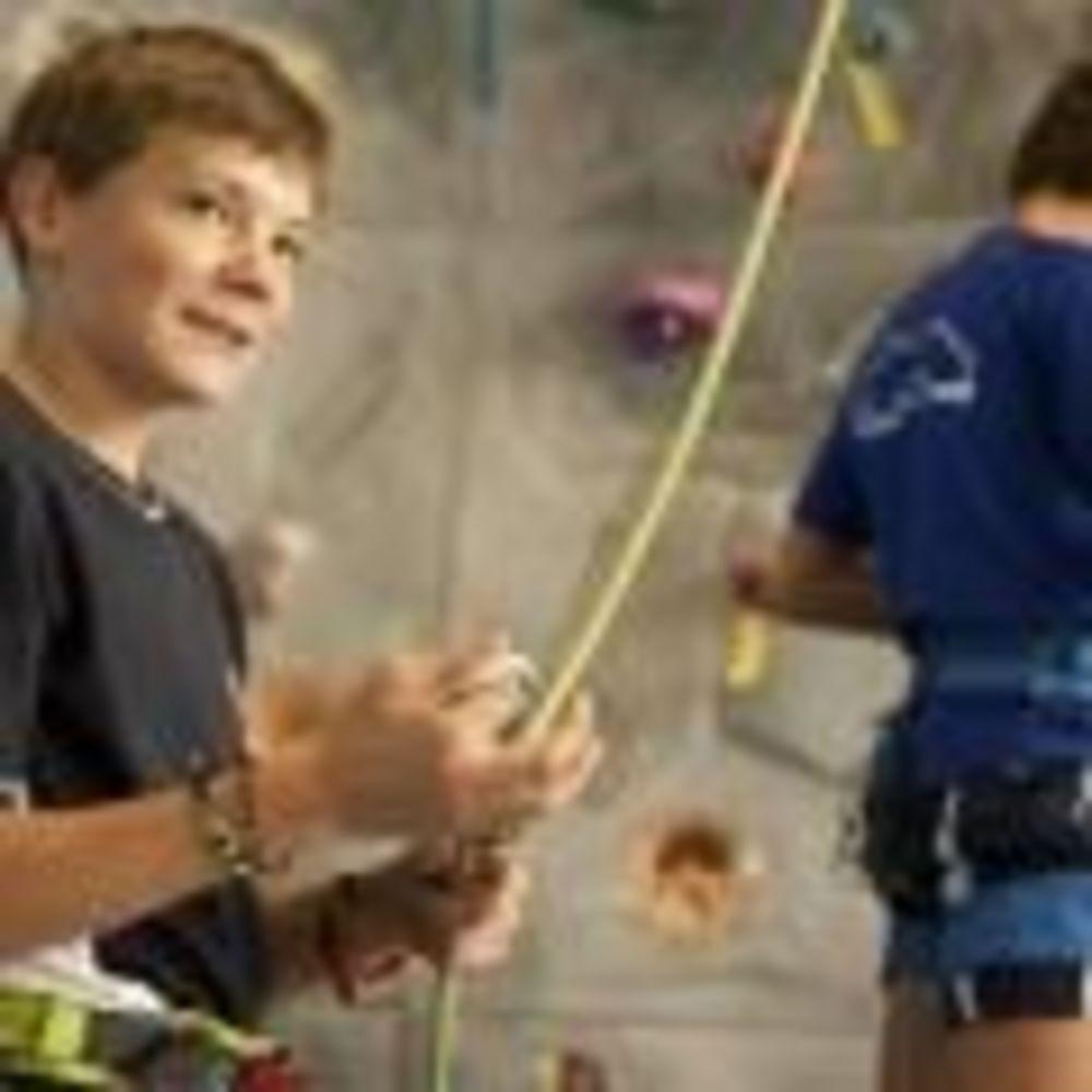 Beau Soleil занятия по альпинизму