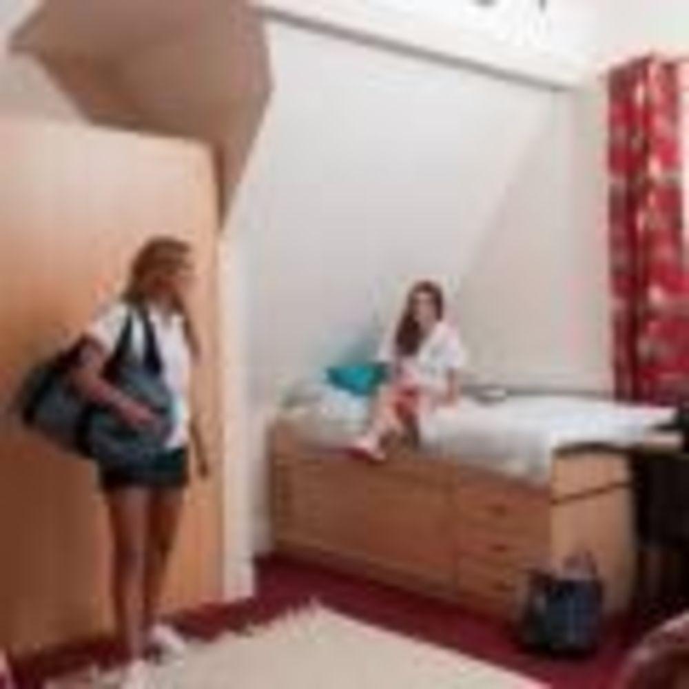 Box Hill School комнаты для проживания