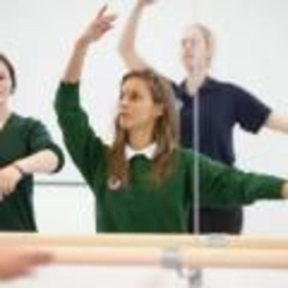 Box Hill School танцевальный класс