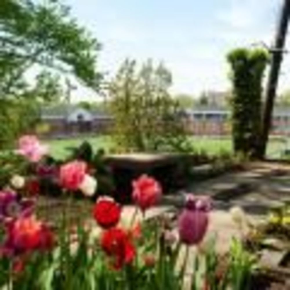 кампус Iona College лагерь Rennert New York