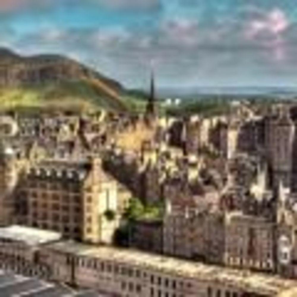 Bucksmore Three Capitals Эдинбург