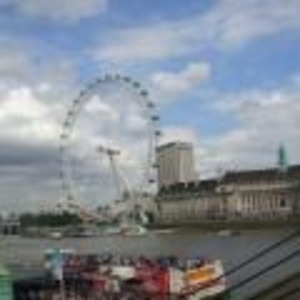 Bucksmore Three Capitals London Eye