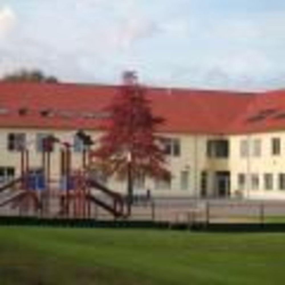 игровая площадка в школе St. George's School Cologne