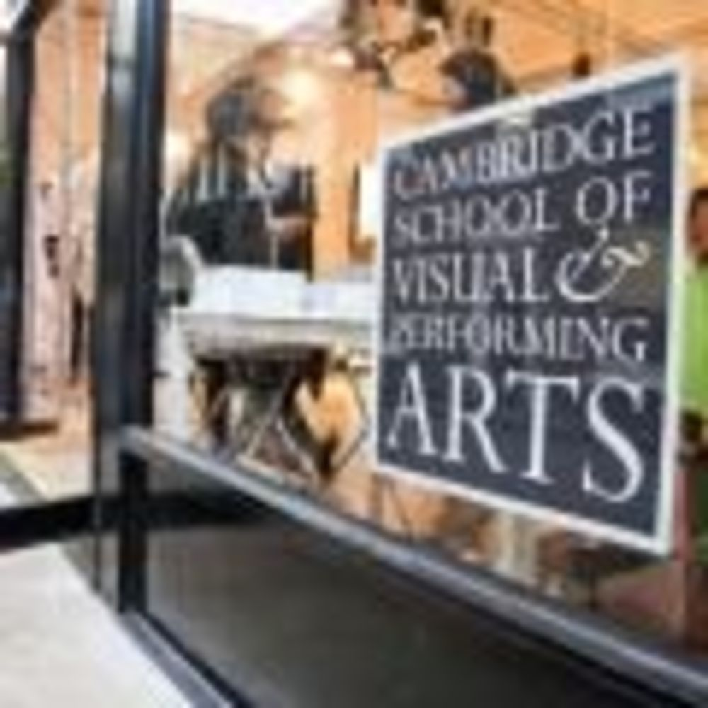 Cambridge School of Visual & Performing Arts драма
