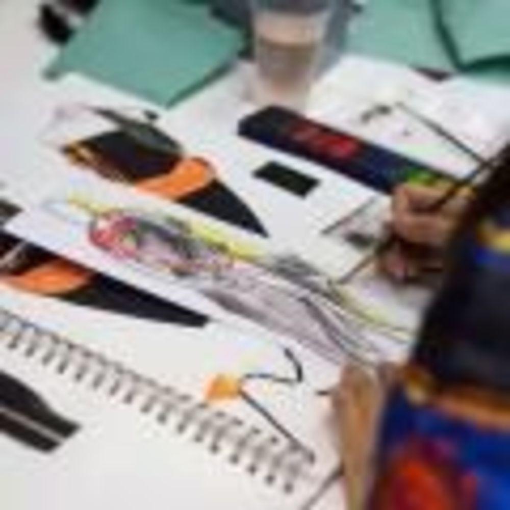 Cambridge School of Visual & Performing Arts рисование