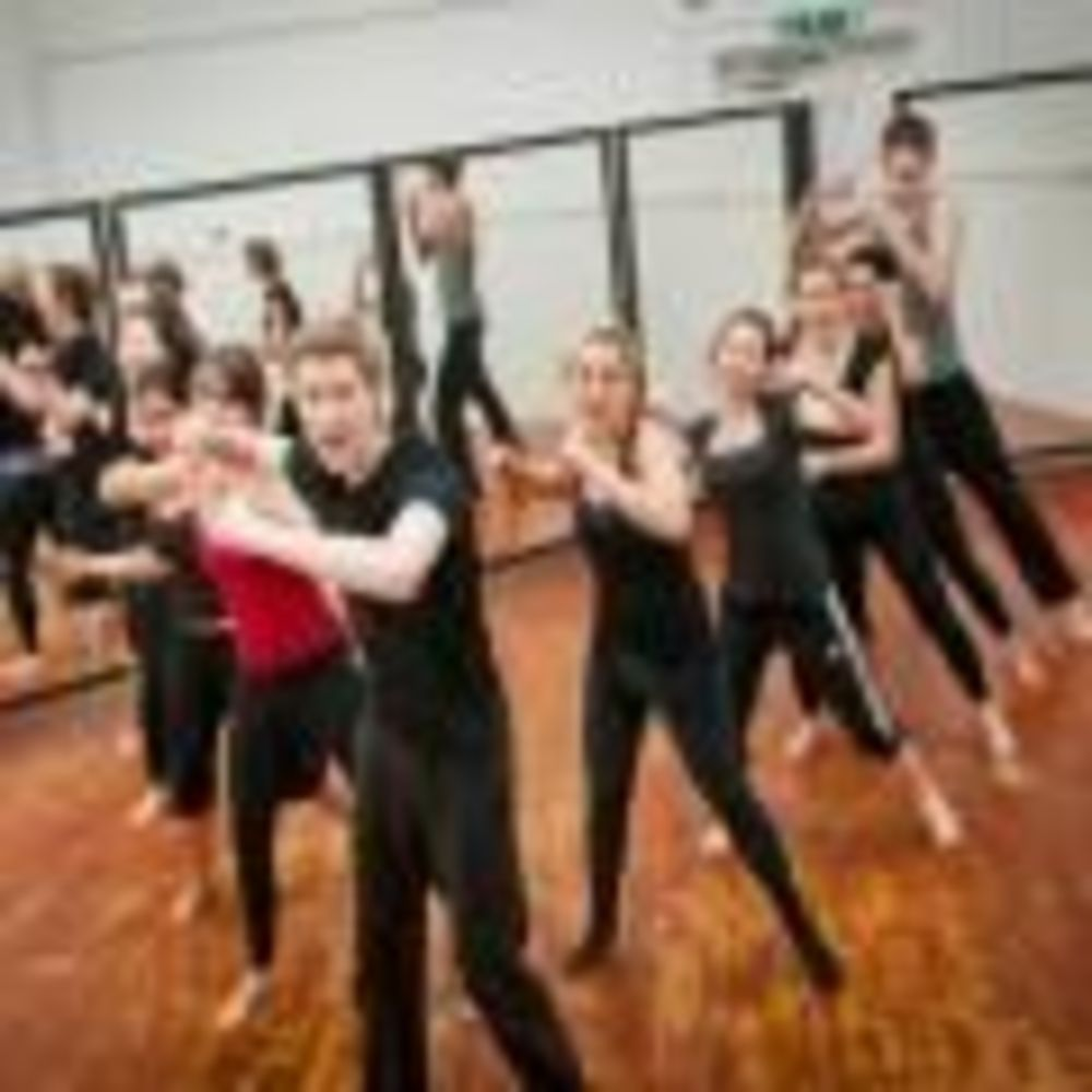 Cambridge School of Visual&Performing Arts танцы