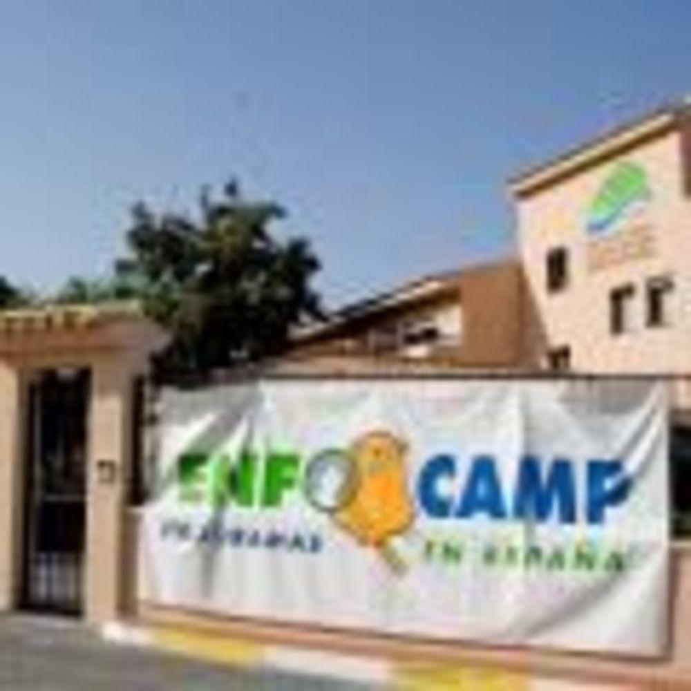 летний лагерь Marbella Aleman, Enfocamp