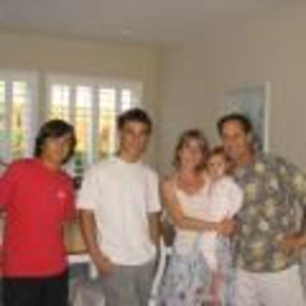 принимающая семья в лагере FLS Citrus College