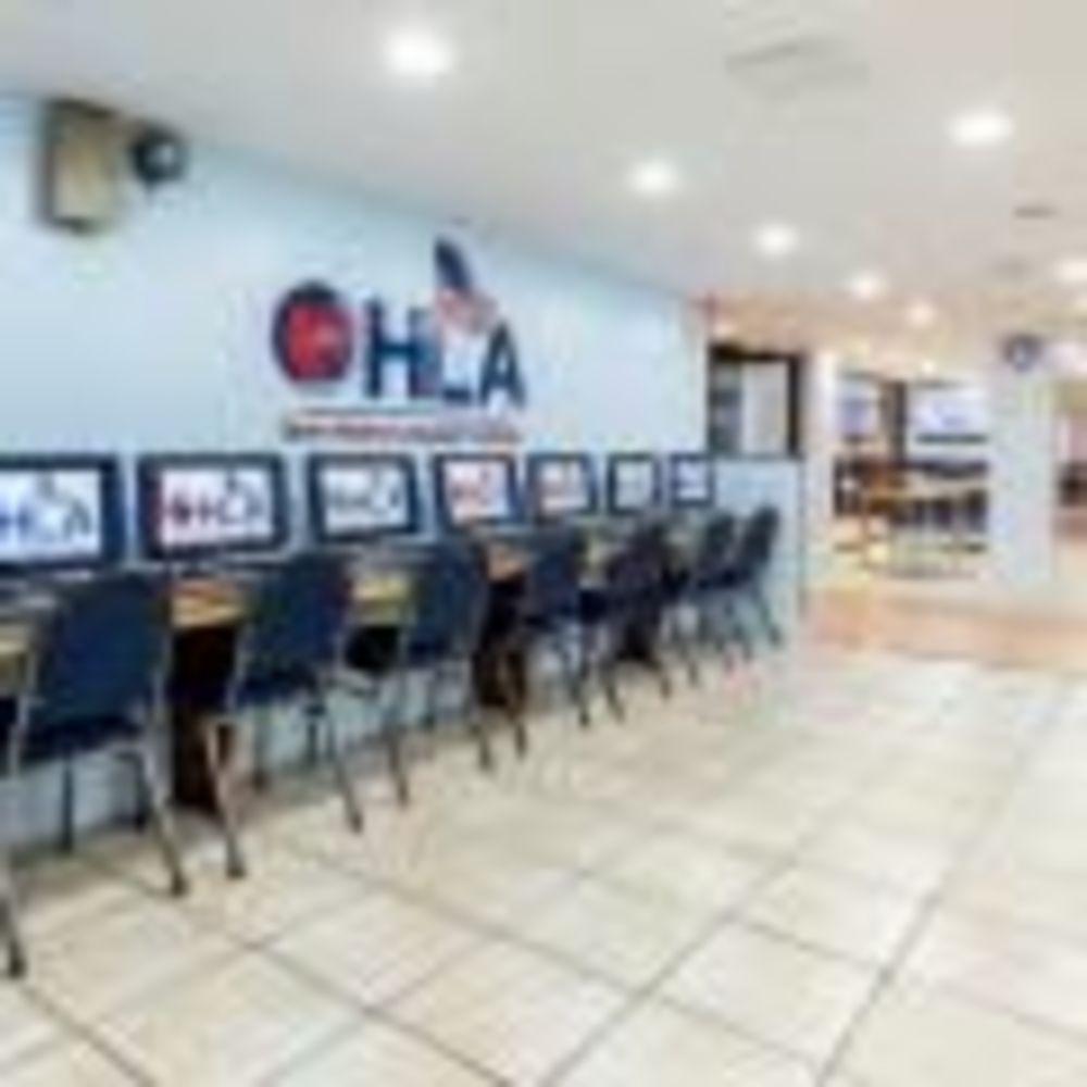 классы в школе OHLA Miami