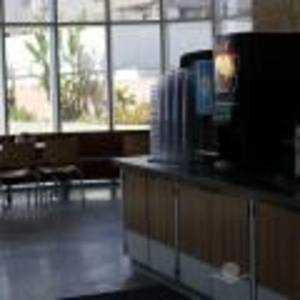 лагерь FLS столовая в California State Univeristy