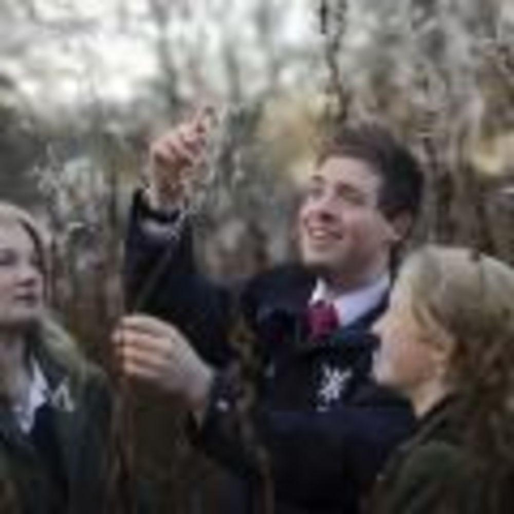 дети в шотландской школе Glenalmond College